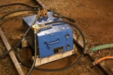 Elbroc 6B Pneumatic Pump High and Low Pressure